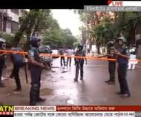Dhaka attack: Commandos rescue some hostages