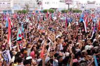 Thousands protest at Yemen president's sacking of southern leaders