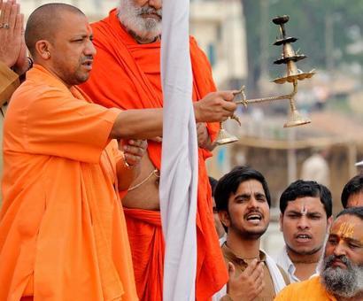 1 year of Yogi's government: Bypoll defeat halts Adityanath's dream run