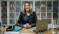 Founder teaches herself the beauty code