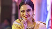 Yamla Pagla Deewana Phir Se: Rekha turns rapper for Dharmendra, Salman Khan & Shatrughan Sinha's song