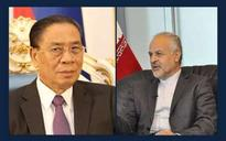 Iran non-resident ambassador presents credentials to Laos president