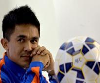 Sunil Chetri Eyes AFC Asian Cup 2019 Qualification