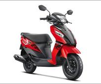 Suzuki Let's scooter with dual tone colour launched at Rs 48,193