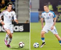 Euro 2016: It's Bale vs Hamsik tonight?