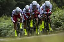 Katusha cycling team avoid doping suspension (AFP)