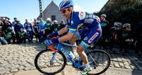 Belgian cyclist Antoine Demoitie dies after collision with motorbike