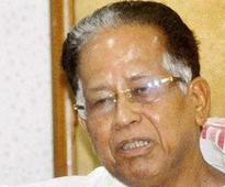 Gogoi questions Shah silence on flood rehab