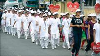 Doctors take out walkathon on the eve of World Heart Day