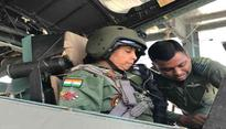 Video: Nirmala Sitharaman becomes first woman Defence Minister to fly in a Sukhoi Su-30MKI