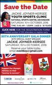 Jackie Joyner-Kersee To Host Clinic In Bermuda