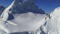 Swedish skier dies in Gulmarg avalanche