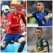 Half a dozen Euro stars whose value has rocketed