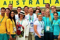 Swimming Australia extends partnership with Hancock Prospecting