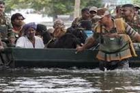 17 NDRF teams comprising over 550 personnel deployed in flood-affected areas of Andhra Pradesh, Telangana and Karnataka