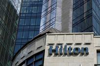 Hilton's revenue rises 2.2 percent on higher bookings and prices