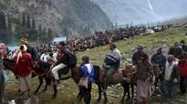 40 day Amarnath yatra to begin on June 29