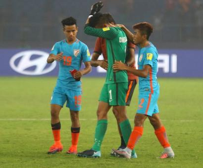 How India's Under-17 World Cup campaign ended in agony