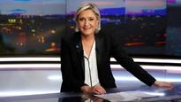 France Election 2017: Marine Le Pen retains poll lead, still seen losing runoff