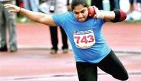 Shot putter Manpreet Kaur in dope net again, to miss World Athletics Championships