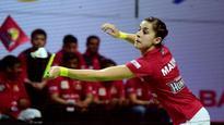 PBL 2: Olympic champion Carolina Marin, Sameer Verma guide Hyderabad Hunters to semi-finals