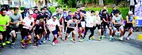 Over 120 participate in duathlon competition