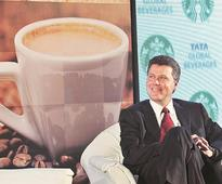 Starbucks foresees India cracking into top 5 markets