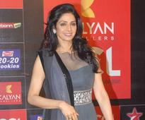 Sridevi began her film journey at the age of 4- A peek into the illustrious career