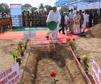 Odisha CM Naveen Patnaik dedicated projects worth over and #8377;6500 crore in Ganjam