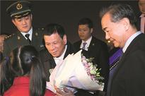 Beijing, Manila to promote more trade