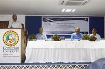 Odisha Higher Education Minister inaugurates Suryamitra Skill Development Program at Centurion University