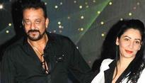 Is Manyata upset with Sanjay Dutt?