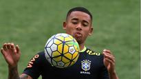No pressure on Jesus as Guardiola eyes Aguero link-up