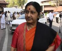 Govt sparing no effort to secure release of abducted techie: Swaraj