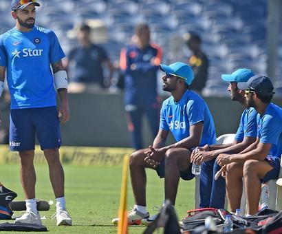 India v Australia: Many records set to tumble again...
