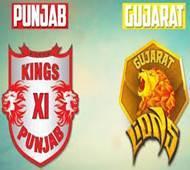 IPL: Gujarat opt to bowl against Punjab