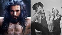 Padmaavat to Gully Boy| Ranveer Singh will leave you stunned with his transformation, see pic