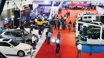 10th edition of DNA auto show is back with a bang