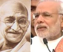 Modi skips Indira Gandhi's memorial event, says Mahatma Gandhi incomplete without Sardar Patel