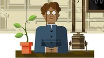 Jagdish Chandra Bose's 158th birthday commemorated by Google Doodle