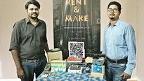 Now, rent your own 3D printer