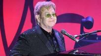 Sir Elton tops charitable celebrities list