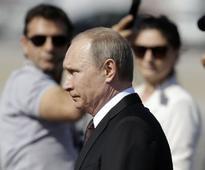 Putin's visit to Greece
