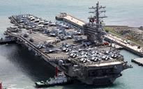 US Navy says aircraft with 11 aboard crashed into Pacific