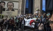 Crisis between Journalists Syndicate, interior ministry should be settled by law and dialogue, says MPs