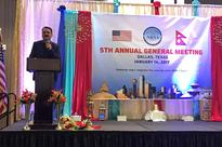 Minister Mahat rallies support for NRN's investment in Nepal