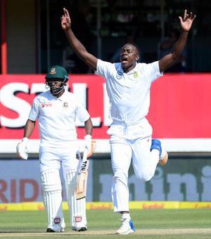 Rabada destroys Bangladesh as South Africa win series