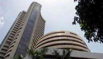 BSE Sensex falls over 100 points; Nifty tests 10,150