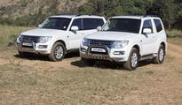 Pajero Legend is back - with extras