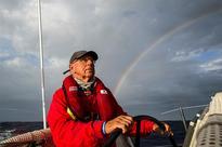 Clipper Race Fleet Surviving Tropical Storm Colin